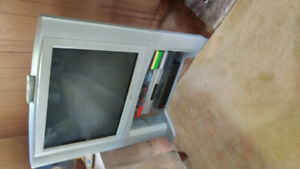 JVC TV including orig Stand & Remote Control