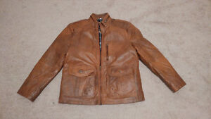 "Original Leather ""never worn"" Jacket"