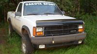 1987 Dodge Dakota sport Pickup Truck