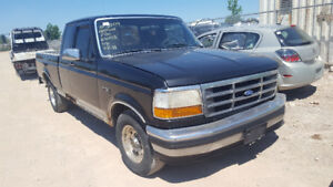 1995 F150 P/UP.. JUST IN FOR PARTS AT PIC N SAVE! WELLAND