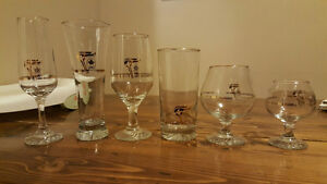 1988 Calgary Olympic Games Alcohol Glasses - 6 Different Sets!