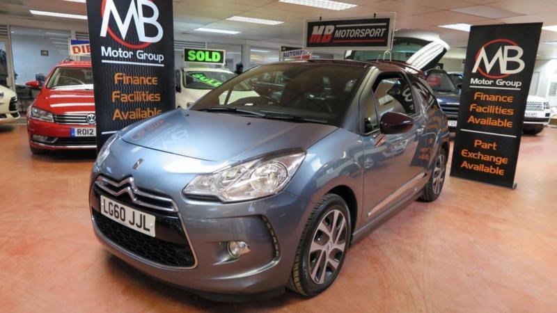 2010 CITROEN DS3 1.6 HDi 16V DStyle Diesel PDC