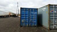 40' Used Shipping and Storage Containers - On Spring Special!
