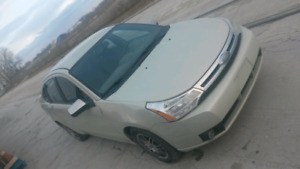 2010 Ford Focus 225km
