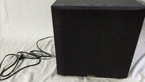 Paradigm PDR-10 Powered Subwoofer