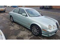 Jaguar s type 3 ltr v6 auto