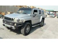 2008 HUMMER H3 3.5 LEFT HAND DRIVE SILVER LHD FRESH IMPORT AMERICAN SUV