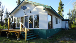 Charming Cabin in the Wild West Chilcotin