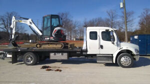 Cheap Flatbed Towing Services-647-795-3066