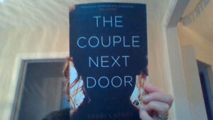 The Couple Next Door by Shari LaPena  fiction book
