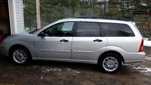 2005 Ford Focus ztw Wagon