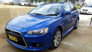 BRAND NEW! 2015 Mitsubishi Lancer GSR - Auto FACTORY WRNTY! Young Young Area Preview