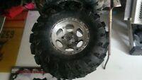 4 quad tires on itp ss rims / 600$