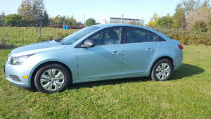 2012 Chevrolet Cruze LS+ w/1SB Sedan