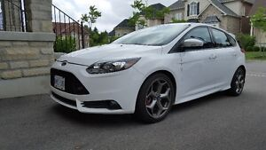 Focus ST - Lease takeover - Low payments - Low Buyout