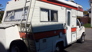 1978 FORD MOTORHOME RV 6cyl West Island Greater Montréal image 1