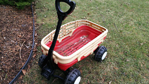 KIDS TODDLERS WAGON