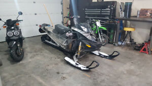 2008 running parts sled.mechanics special