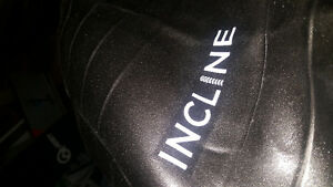 Incline Yoga ball never used