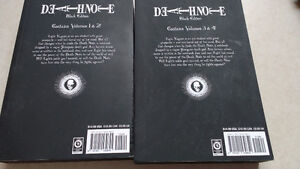 Death Note - Black Editions