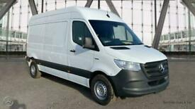 2021 Mercedes-Benz Sprinter PROGRESSIVE L2 H2 (DC 80kW) Panel Van Electric Autom