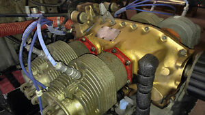 Cessna 150 ENGINE CORE - O-200 core with logs