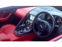 2016 Jaguar F-TYPE 5.0 Supercharged V8 R 2dr Automatic Petrol Coupe