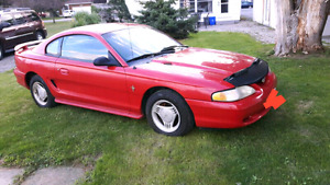 1994 Ford Mustang. . Certified.