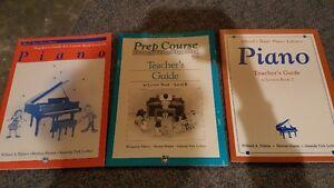 Various PIano Teacher's Guides Kingston Kingston Area image 1