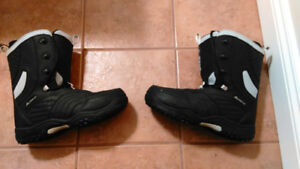Mens Snowboard Boots Size 12 45.5