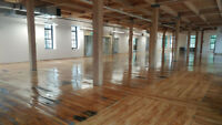 HARDWOOD FLOORING SANDING AND REFINISHING