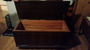 Cedar Chest For Sale Kawartha Lakes Peterborough Area image 1