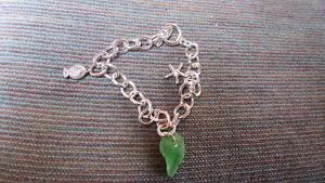 Saint John Artist Deb Humen-beach glass jewellery(bracelet)
