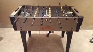 Foosball Table + air hockey