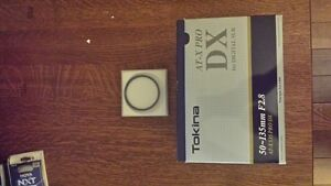 Tokina AF50-135mm f/ Pro DX Canon IF Telaphoto Zoom Lens