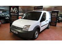 2007 FORD TRANSIT CONNECT Low Roof Van L TDCi 75ps Diesel NO VAT
