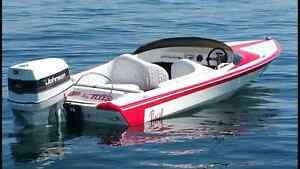 """Grew rival ski boat """"turn key ready don't miss out"""""""
