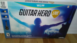 Neuf...guitare hero