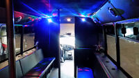 REDUCED! PARTY BUS BUSINESS FOR SALE!