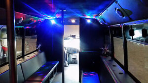 PARTY BUS BUSINESS FOR SALE!