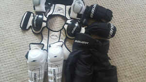 Youth player equipment