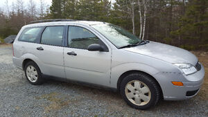 2006 Ford Focus Wagon