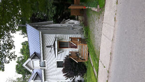 2 bedroom + den available on Hartley st