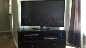 """50"""" LG TV with Stand"""