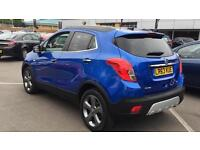 2013 Vauxhall Mokka 1.7 CDTi SE Automatic Diesel Hatchback
