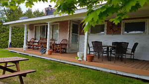 SAUBLE BEACH WATERFRONT COTTAGES FOR RENT