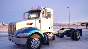 low low mileage hour Peterbilt available for sale