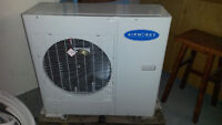 Airworks room air conditioner indoor and outdoor unit