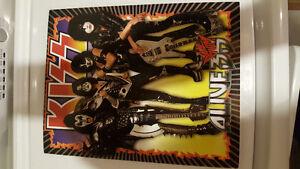 Kiss Alive 35 Tour Program