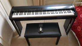 Kawai ES8 digital piano bundle
